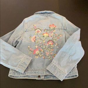 Gap jean jacket size 5